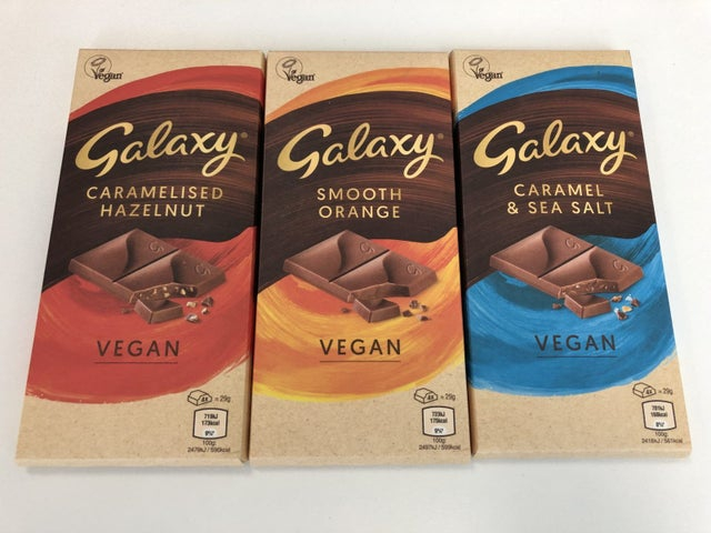 Vegan Galaxy van Mars