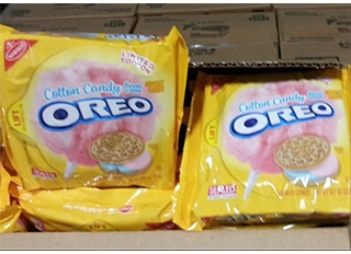 Cotton Candy Oreo